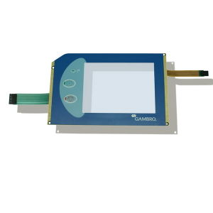Membrane Switch With Embedded Touch Screen
