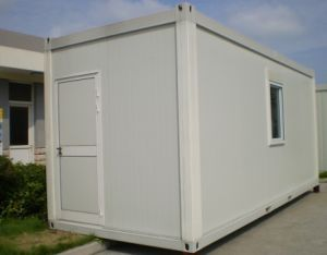 20ft&40ft Flat Packed Living Container House Durable (YADA)