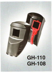 Welding Helmet (GH-110, GH-108) pictures & photos