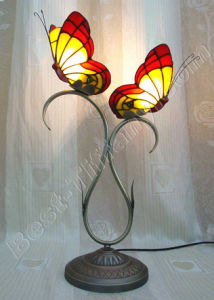 Butterfly Tiffany Art Lamp (952) pictures & photos