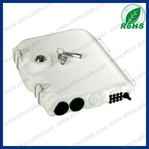 FTTH 8 Core Fiber Optic Distribution Box pictures & photos