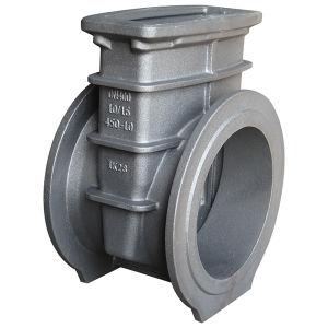Ductile Iron Valve Parts (EN-GJS-400-15 / 60-40-18)