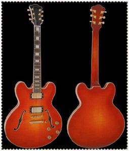 Cutaway Jazz Guitar with Plywood Maple (YZ-101A)