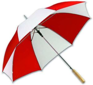 27inch Two Color Joined Polyester Golf Umbrella