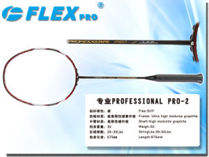 Badminton Rackets (PROFESSIONAL PRO-2)