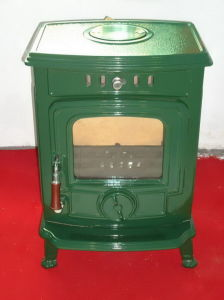 Cast Iron Stove (629E)