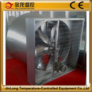 Jinlong Double Door Butterfly Cone Exhaust Fan pictures & photos
