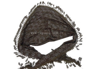 Fashion Triangle Scarf (FY-F040)