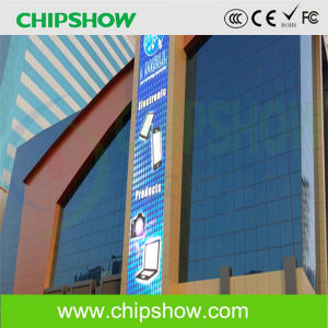 Chipshow P8 RGB Full Color Outdoor Advertising LED Sign pictures & photos