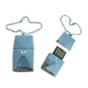 1/2/4/8/16GB OEM Traditional Super Thin Mini Gift Promotional Gadget USB Stick-037 (IMT-037)