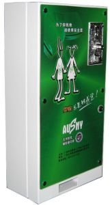 Small Wall Mounting Condom Vending Machine (AV-C10)