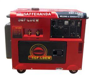SF5GF-LDEW Power 5kw Diesel Generator