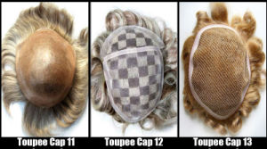 Toupee Fish Net Base (T004)