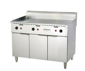 Gas Griddle (WGT1000-2) pictures & photos