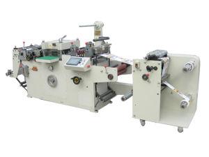 Adhesive Label Die Cutting Machine (MQ-320)