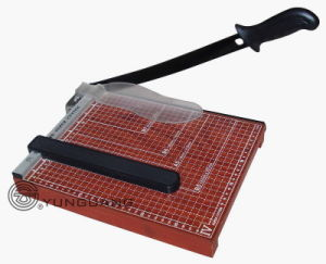 Guillotine Wooden Paper Cutter (YG-CMZ) pictures & photos