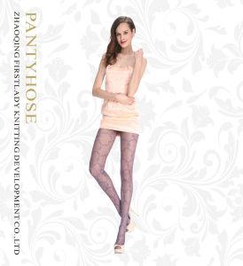 2016 New Fasion Chain Jacquard Pantyhose