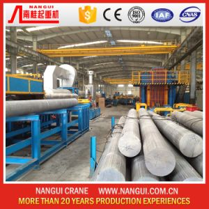 20 Ton Lh Model Double Girder Eot Overhead Crane