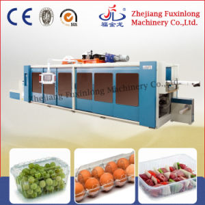 Four Station Thermoforming Machine pictures & photos