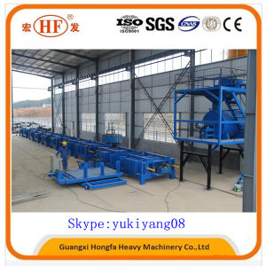 Sandwich EPS Cement Panel Machine Make Wall Board Equipment pictures & photos