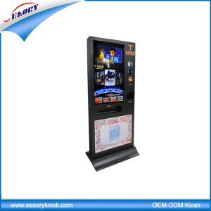 Good Price Thin Design Touch Screen Information Kiosk Terminal pictures & photos