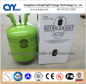 99.8% Purity Mixed Refrigerant Gas of Refrigerant R422D pictures & photos