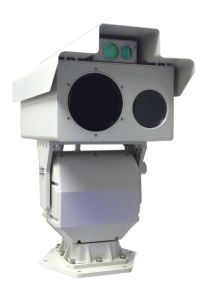 Dual Thermal Imaging &CCD Security System with 10km Laser Range Finder pictures & photos