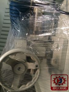 Hj-106 Vamp Edge Roughing Machine Shoe Making Machine pictures & photos