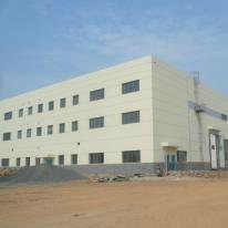 Professional Engineered Prefabricated Steel Structure Warehouse (wz-54466) pictures & photos