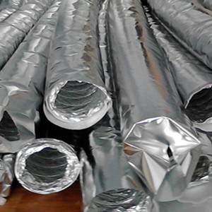 Metallised Polyester Film for Air Conditioner Ducting pictures & photos