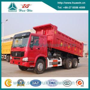 Sinotruk HOWO 6X4 Dump Truck 15cbm pictures & photos