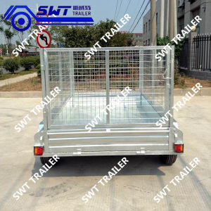 Heavy Duty ATM 2t Tandem Truck (SWT-TT105) pictures & photos