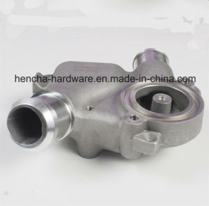 CNC Machining Part for Water-Inlet_Splitter_Oc pictures & photos