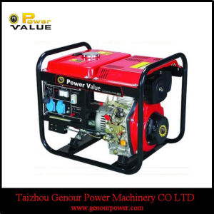 2014 Egypt Market 2.5kw Copper Wire 168f-1 Launtop Gasoline Generator (EG5000) pictures & photos