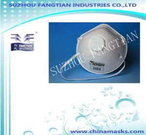 N95 Protective Disposable Face Mask Dust Mask pictures & photos