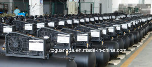 100L 3HP 2.2kw Italy Type Compressor (GHA2065) pictures & photos