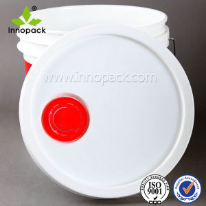 17L Heat-Transfer Printed Bucket with Gasket for Paint pictures & photos