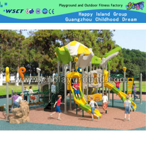 Newest Multi Functional Outdoor Playground Combination for Children (HD-1501) pictures & photos