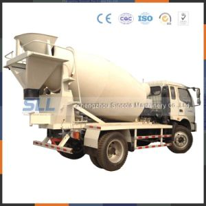 High Efficient Concrete Mixing Transportation Truck for Sales/Plant Manufacturers pictures & photos