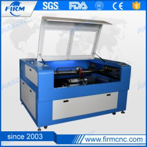 3D Laser Engraving CO2 Laser Cutting Machine for Paper Leather pictures & photos