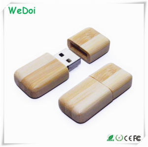 High Quality Wooden USB Pendrive with Low Cost (WY-W19) pictures & photos
