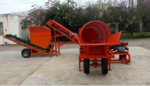 Hot Sale! ! Manufacturer Offered Msu-PC Tapioca Peeling and Slicing Machine for Sale