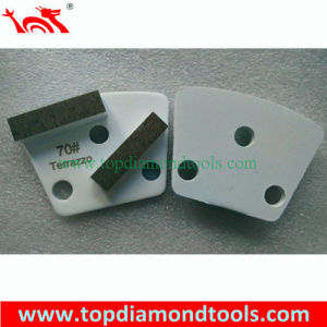 Trapezoid Segmented Terrazzo Grinding Metal Diamond pictures & photos
