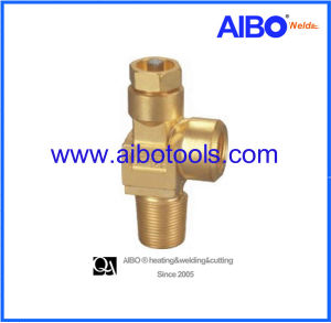 Axial Connection Type Brass Valve for Cylinder Qf-12 pictures & photos