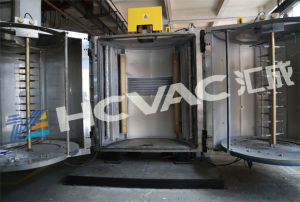Hcvac Huicheng Plastic Vacuum Coating Machine pictures & photos