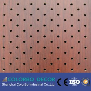 Wooden Perforated Acoustic Panel Acoustic Panel pictures & photos