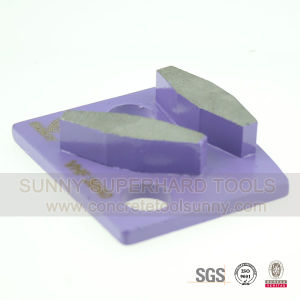 PCD Glue Grinding Pad for Concrete pictures & photos