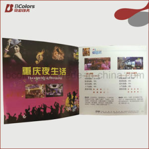 Custom Advertising Business Brochures/Catalogues/Folded Leaflets pictures & photos