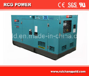 Diesel Generator Set Powered by UK Engine (R-P30)