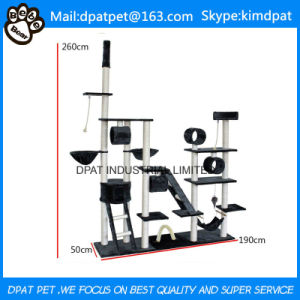 Factory Wholesale Classic Cat Tree Pet Product pictures & photos